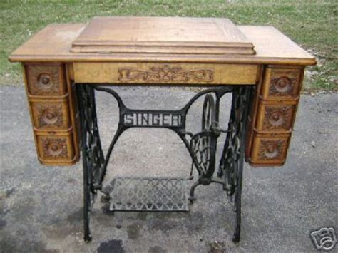 appraisal of antique singer sewing machine