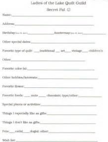 secret santa questionnaire template free printable secret santa questionnaire myideasbedroom