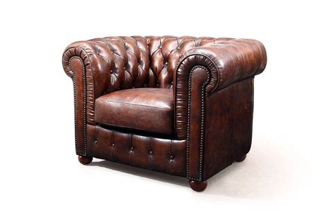 Longch Cuir Leather S Original the original chesterfield chair and