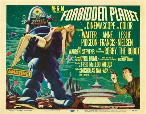 Watch Forbidden Planet 1956 Full Movie Modern Day Shakespeare Week Forbidden Planet 1956 By Walkaway
