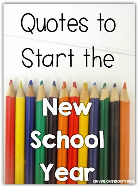 new year educational quotes to start the new year clever classroom