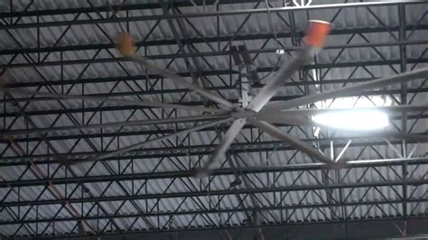 how to cool a warehouse with fans big warehouse ceiling fans 800 763 9020