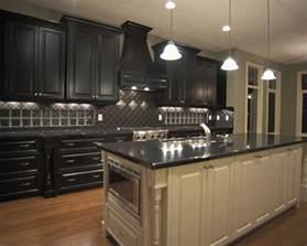 Black Kitchen Furniture Finest Design Black Kitchen Cabinets Wallpapers New