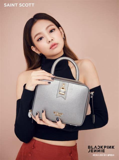 blackpink allkpop black pink turn into chic models for designer handbag
