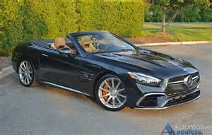 2017 mercedes amg sl65 roadster review test drive