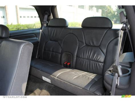 agate black interior 2000 dodge durango slt 4x4 photo