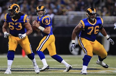 who is the for the rams st louis rams linemen bell saffold bring their ne ohio