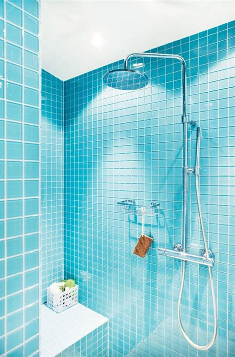 blue bathroom tile ideas 41 aqua blue bathroom tile ideas and pictures