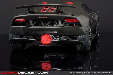 Lamborghini Cesto by The 1 18 Lamborghini Sesto Elemento From Mr A Review By