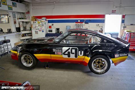inside a historic z car speedhunters