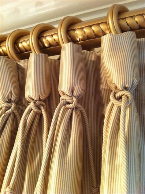 goblet pleat drapes curtain detail goblet pleat window dressings pinterest