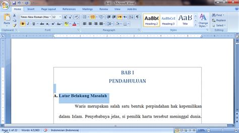 Daftar Juicer 7 In 1 daftar isi otomatis office word pemula