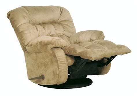 catnapper teddy recliner teddy chaise swivel glider recliner microfiber