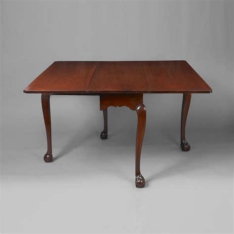Chippendale Dining Table Chippendale Drop Leaf Dining Table Jeffrey Tillou Antiques