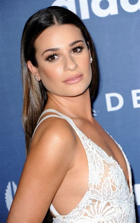 lea michele lea michele 2016 glaad media awards in beverly hills 4