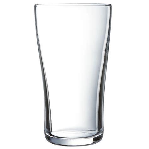 pint glass the ultimate half pint glass ce 10oz