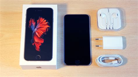 Iphone 6es 64gb Grey unboxing iphone 6s 64gb space grey en espa 241 ol
