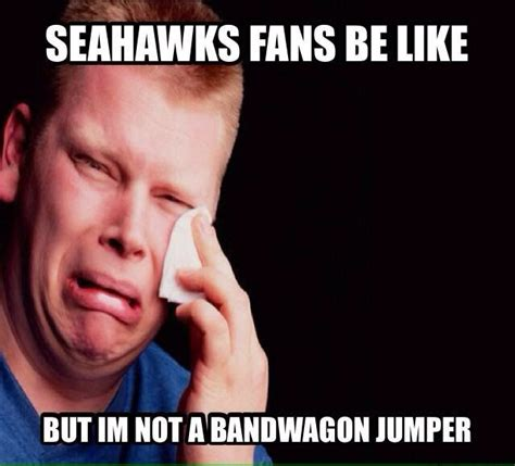 Seahawks Bandwagon Meme - 28 best football memes images on pinterest football