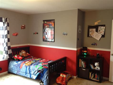 toddler bedroom paint ideas for car themed room papa room pinterest