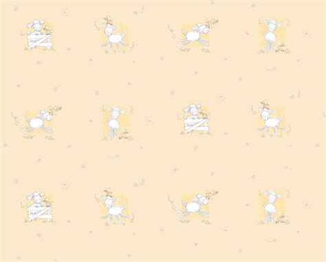 self stick paper little sheep beige contact paper peel and stick wallpaper