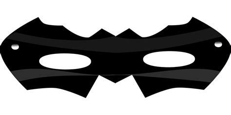 free vector graphic mask black costume superhero