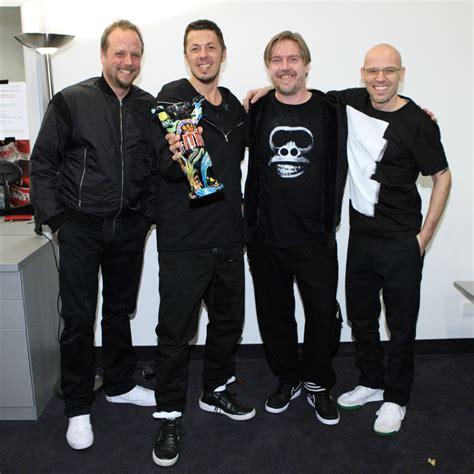 Mit Freundlichen Grüßen Fanta 4 O2 World Berlin Die Fantastischen Vier Artists