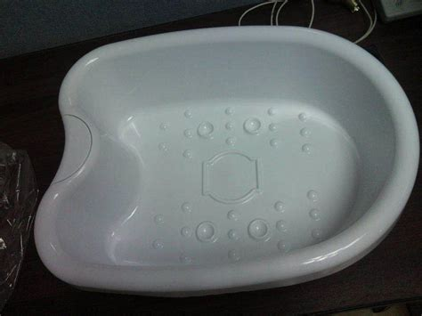 Foot Detox Tubs by Plastic Foot Tub For Ion Detox Cleanse Foot Spa Purchasing