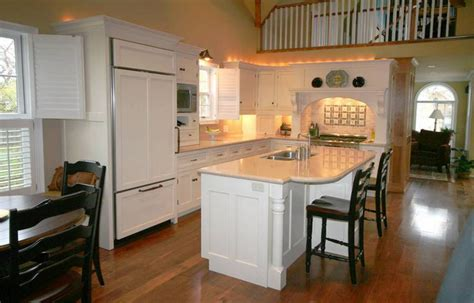 open concept kitchen idea in kitchen renovation ideas photo gallery pioneer craftsmen