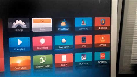 tv apk how to install apk by shafa market tv box use