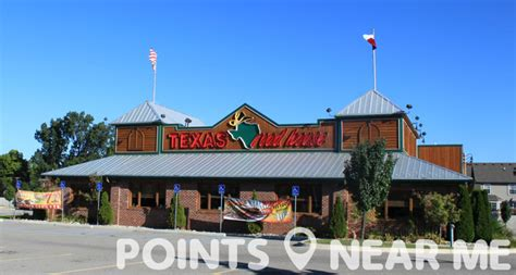 Texas Roadhouse Near Me Points Near Me