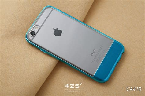 Rearth Iphone 4 Ringke True Blue 1 rearth ringke fusion frame เคส iphone 6s 6