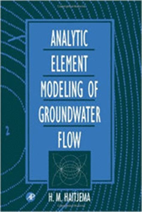 solving groundwater problems