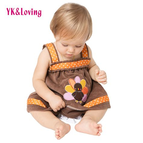thanksgiving baby dress buy wholesale thanksgiving dress from china