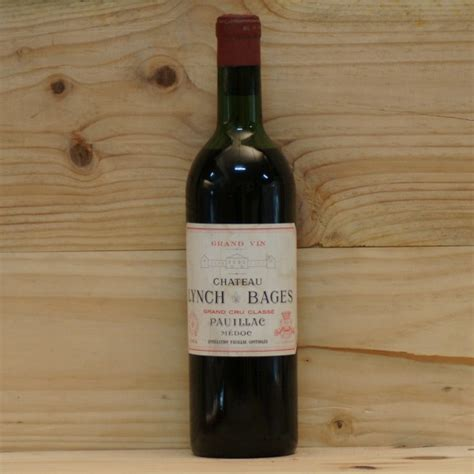 Links To Stalk 32 by 1964 Chateau Lynch Bages Wine 1964 1960 1969
