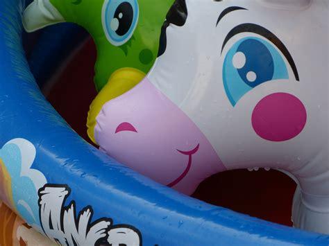 Mainan Kolam Water Sl83118 gambar air vinil plastik balon musim panas berenang warna biru mengambang mengapung