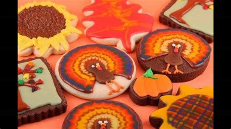 decoration home fall decorating ideas fall cookie fall cookie decorating decorations ideas youtube