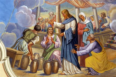 Jesus Wedding At Cana by Counseling Through The Confusion Of Catholic Marriage