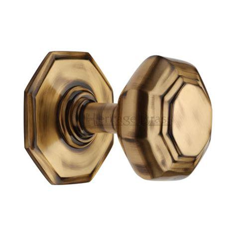 Center Door Knobs by External Hardware Door Knobs Octagonal Door Knob At