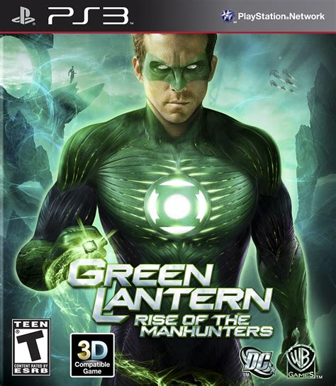 Green Lantern Rise Of The Manhunters Ps3 green lantern rise of the manhunters playstation 3 ign