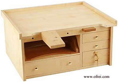 bench jewelry woodwork portable jewelry bench pdf plans