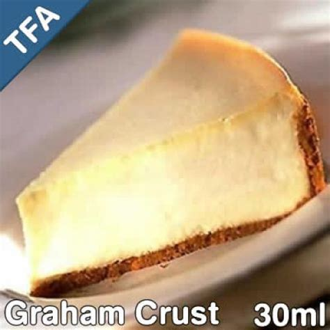 Tfa Pie Crust 30ml cheesecake graham crust flavor concentrate by tfa 1oz wizard labs