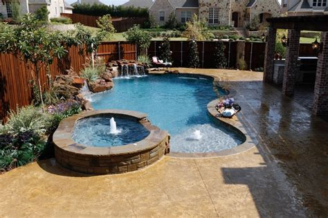 freeform pools freeform pool designs mckinney natural pool designs