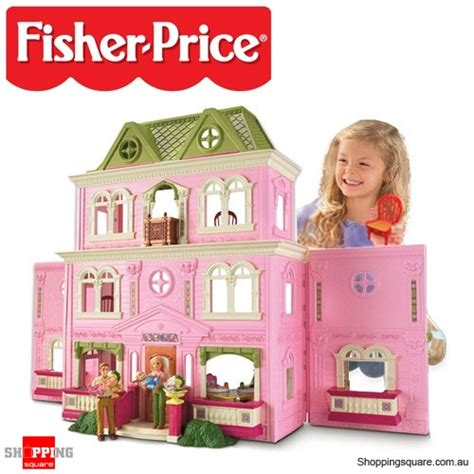 fisher price grand doll house fisher price loving family grand dollhouse mega set online shopping shopping