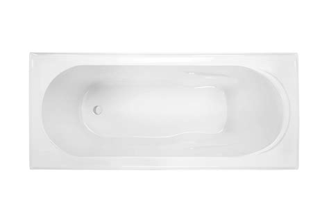 bathtub top view adatto decina bathroomware
