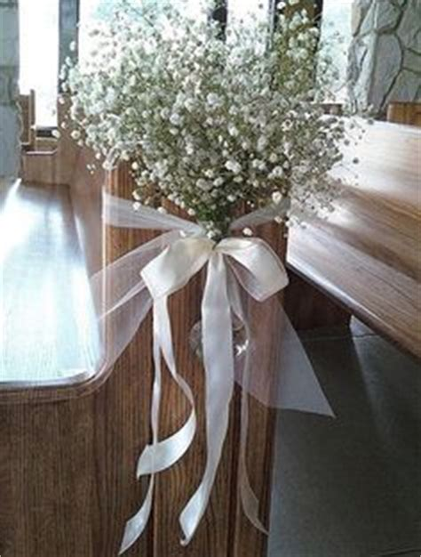 end of wedding ceremony song pew ends on pew bows pew decorations and