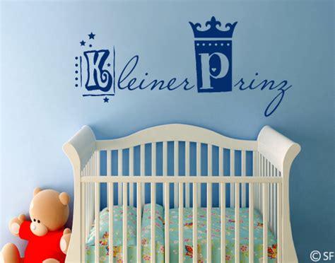 Wandtattoo Kinderzimmer Kleiner Prinz by Wandtattoo Kleiner Prinz Perfekt F 252 Rs Jungen Kinderzimmer