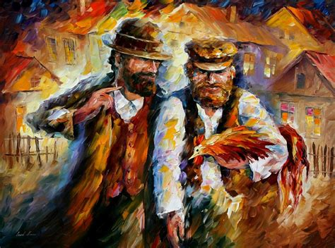 free painting for 2 leonid afremov on canvas palette knife buy original