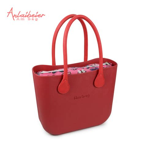 Evas Fashionable And Charitable Bag by Anlaibeier New Obag Style Classic Big Ambag Bag With