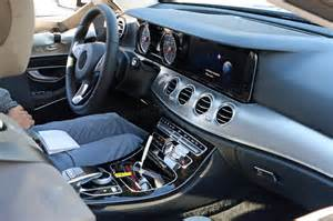 square as standard look inside 2016 mercedes e