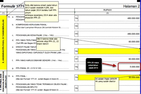 cara membuat neraca pajak tahunan cara membuat spt tahunan pph badan 2013 terkait pp 46